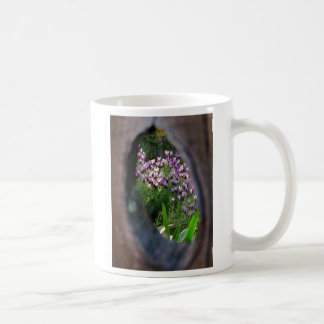 Peephole Garden Coffee Mug