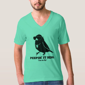 Peepin' It Real T-Shirt