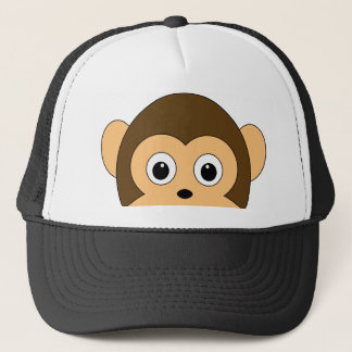 Peeping Monkey Hat
