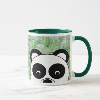 Peeping Panda Mug