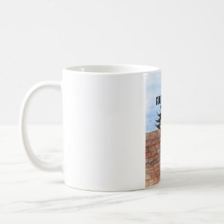 Peeping Tom Good morning coffee cup