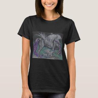 Pegasus and foal T-Shirt