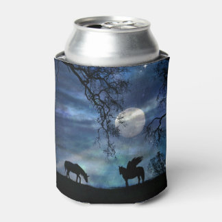 Pegasus and Unicorn Mystic Can Cooler