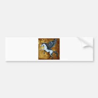 Pegasus Bumper Sticker