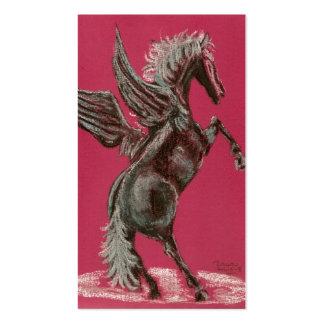 Pegasus - business cards