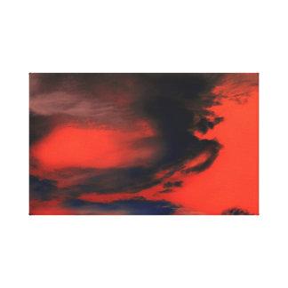 """Pegasus"" Canvas Print"