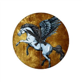 Pegasus Round Clocks