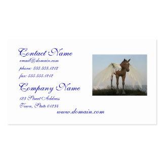 Pegasus Colt Business Card Template
