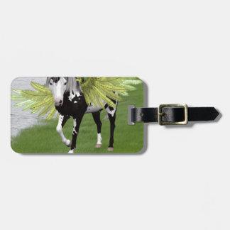 Pegasus Dreams Luggage Tag