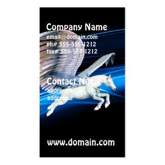 Pegasus Flight Business Cards