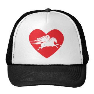 Pegasus Mesh Hats