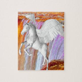 Pegasus Jigsaw Puzzle