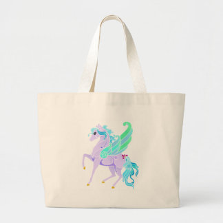 Pegasus Large Tote Bag
