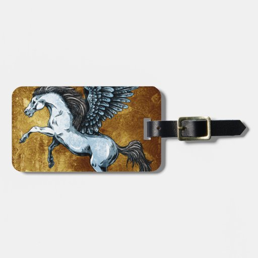 Pegasus Tags For Bags