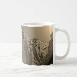 Pegasus Basic White Mug