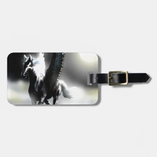 Pegasus of the Moon Luggage Tag