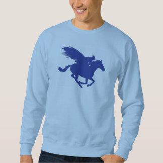 pegasus runner pullover sweatshirts