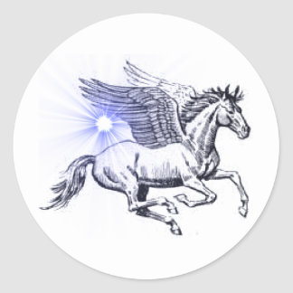 Pegasus Sticker