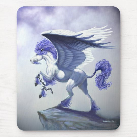 PEGASUS UNCHAINED MOUSE PAD