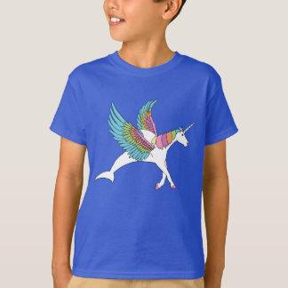 Pegasus Unicorn Dolphin T-Shirt
