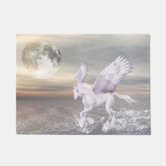 Pegasus-Unicorn Hybrid Doormat