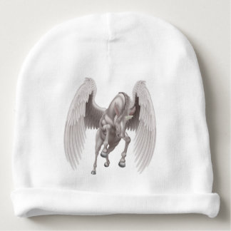 Pegasus Unicorn Winged Horned Horse Baby Beanie