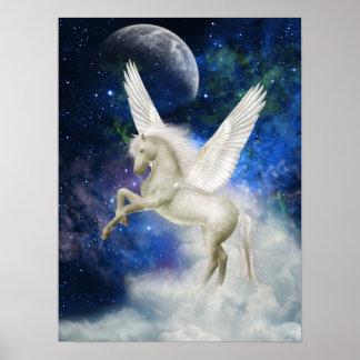 Pegasus Universe Poster