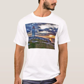 Peggies Cove Nova Scotia Canada T-Shirt