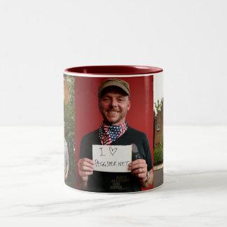 Peggster Image Mug