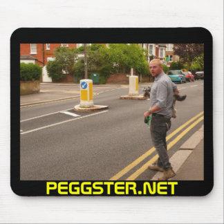 Peggster.net Mousepad #1