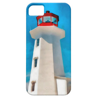Peggy's Cove Lighthouse iPhone 5 Covers