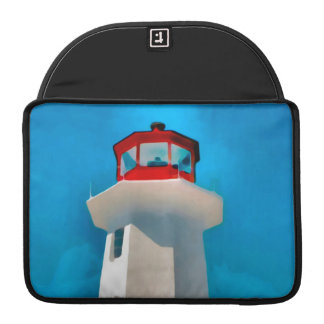 Peggy's Cove Lighthouse Sleeve For MacBooks