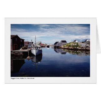 Peggy's Cove Card
