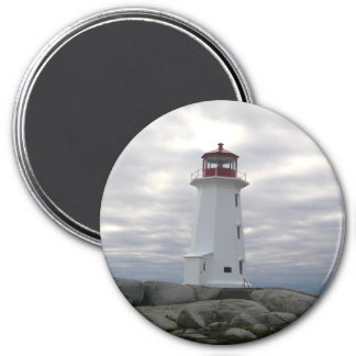 Peggy's Cove  Lighthouse Nova Scotia fridge Magnet