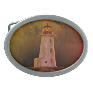 Peggy's Cove  Lighthouse Route belt buckle