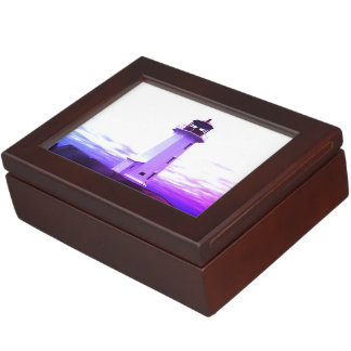 Peggy's Cove N.S. coordinates memory picture box Keepsake Boxes