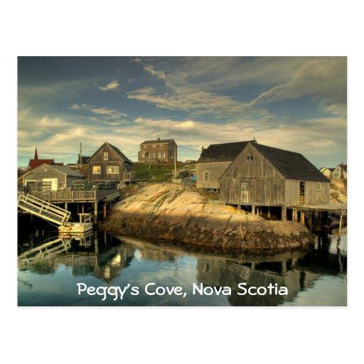 Peggy's Cove, Nova Scotia Post Cards