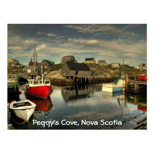 Peggy's Cove, Nova Scotia Postcards