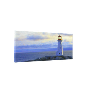 Peggy's Cove NovaScotia Canada Gallery Wrap Canvas