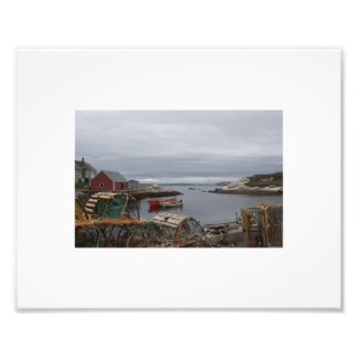 Peggy's Cove Photo Print