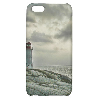 Peggy's Point, Nova Scotia iPhone 5C Cover