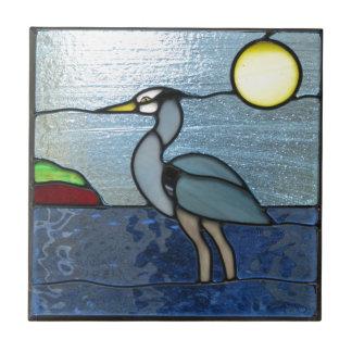 PEI Blue Heron Ceramic Tiles
