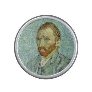 Peinture de beaux-arts d'autoportrait de Vincent Haut-parleur Bluetooth