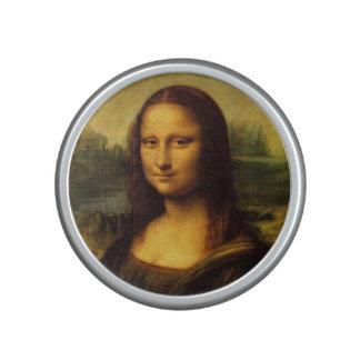 Peinture de beaux-arts de Leonardo da Vinci Mona Haut-parleur Bluetooth