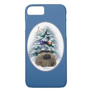 Pekingese Christmas iPhone 7 Case