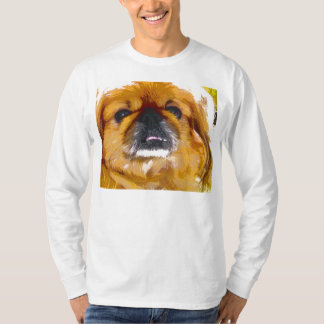 Pekingese Dog Lover's Tee