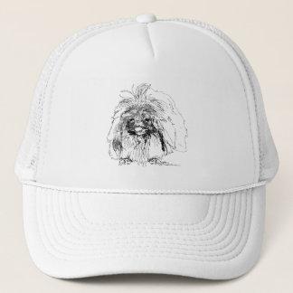 Pekingese Dog Trucker Hat