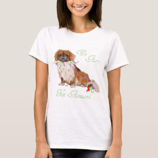 Pekingese is Not Amused T-Shirt