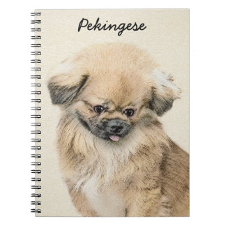 Pekingese Notebooks