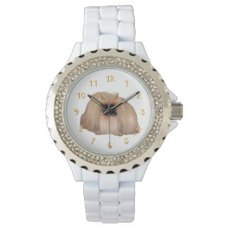 Pekingese Queen Watch